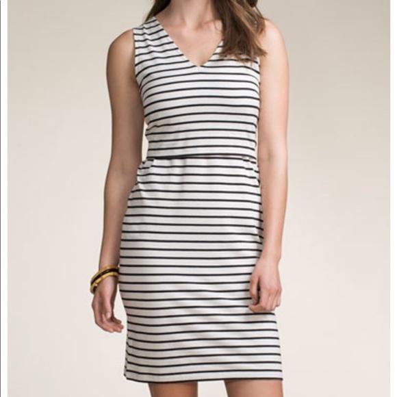 0ee754442c903 Boob Design Dresses & Skirts - Boob nursing-wear sleeveless striped dress